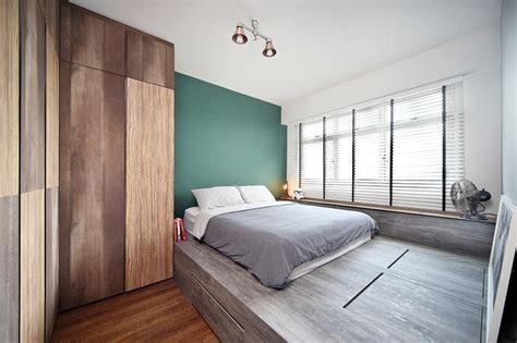 Small Master Bedroom Design Singapore by Bedroom Design Ideas 9 Simple And Stylish Platform Beds