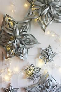 Papiersterne Basteln Anleitung : papiersterne basteln zu weihnachten oder silvester ~ Lizthompson.info Haus und Dekorationen