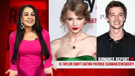 Taylor Swift and Patrick Schwarzenegger - New Couple ...