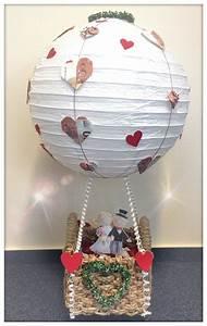 Hochzeit Geschenk Basteln : geschenk hochzeit hei luftballon geschenke pinterest geschenke geschenk hochzeit und ~ Frokenaadalensverden.com Haus und Dekorationen