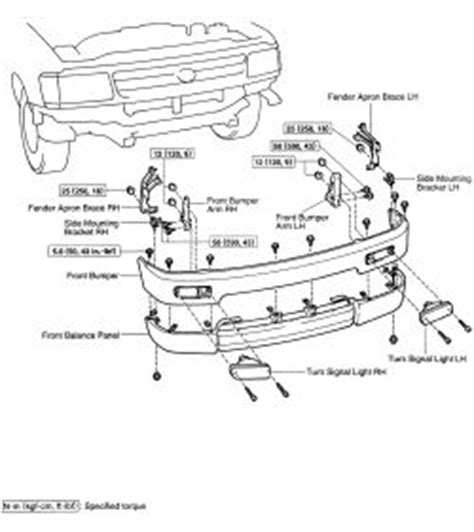 | Repair Guides | Exterior | Front Or Rear Bumper ...