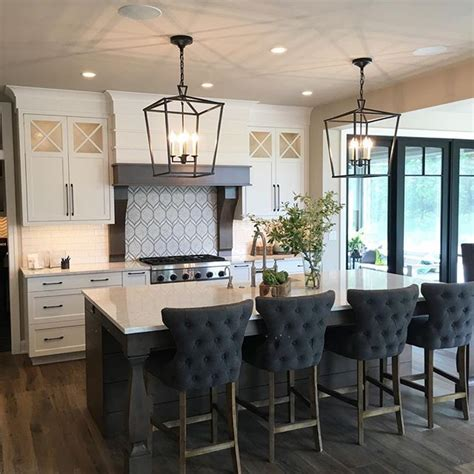 island tables for kitchen with chairs 25 best ideas about parade of homes on master