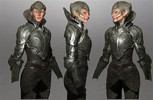 ravine- process shot for lynn's winter armor by nebezial ...