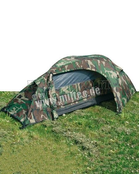 tenda 1 posto tenda militare 1 posto recom mimetica woodland camouflage