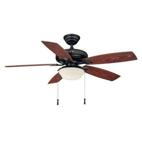 outdoor plug in ceiling fan for gazebo hton bay gazebo ii 52 in indoor outdoor natural iron