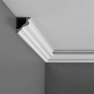Corniche Plafond Platre : corniche d corative plafond orac decor c200 moulure ~ Edinachiropracticcenter.com Idées de Décoration