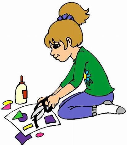 Crafts Clip Activities Clipart Indoor Games Previous