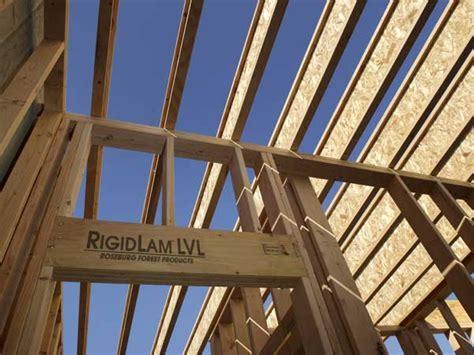 Roseburg RigidLam LVL