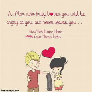17 best Cute Couple Love Images With Names images on ...