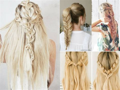Braided Hairstyles With by 25 Easy Braided Hairstyles In 10 Minutes Or Less She