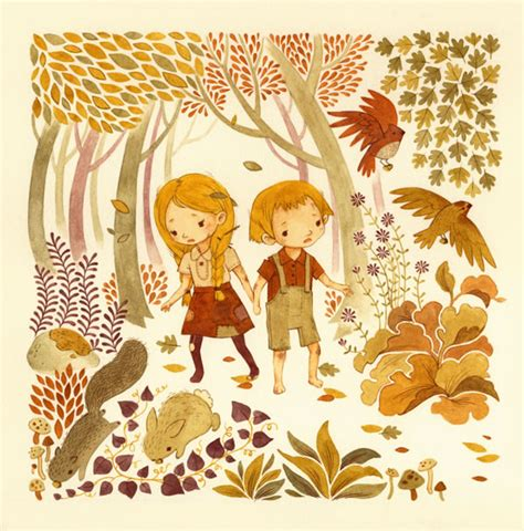 adorable childrens book illustrations  teagan white