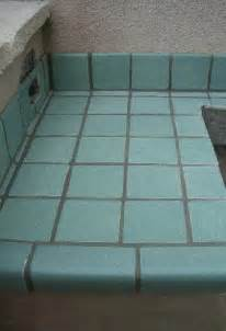 avente tile talk how to finish the edge on a tile countertop