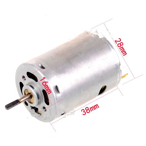 Motor Electric 380 free shipping rs380 380 brushed motor for rc model