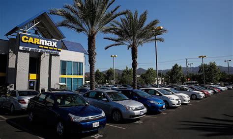 share  carmax sales financed  subprime loans declines