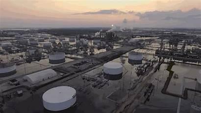 Texas Chemical Refinery Motiva Oil Louisiana Reveal