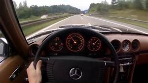 Mercedes W 107 : mercedes benz slc 500 w107 acceleration vmax top speed ~ Jslefanu.com Haus und Dekorationen