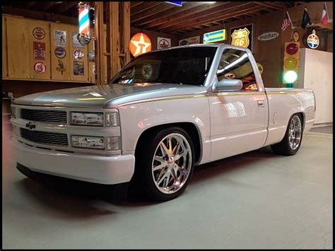 chevrolet silverado pickup supercharged  ci