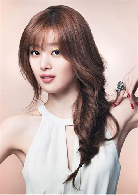 korean wave perm images  pinterest korean wave