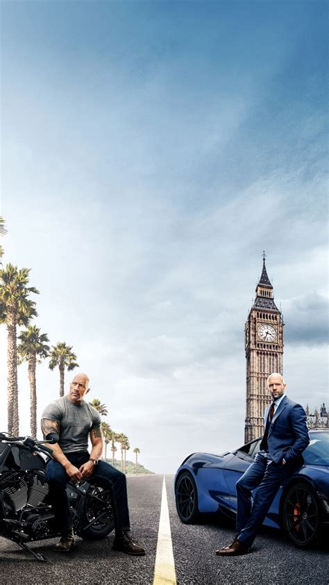 fast furious presents hobbs shaw    wallpapers