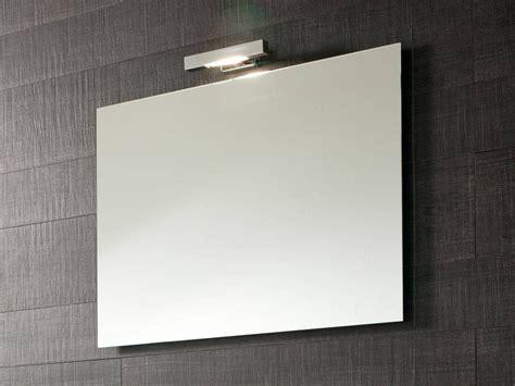 specchi arredo bagno specchio arredo bagno con lada linea 024