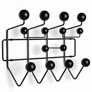 Hang It All Schwarz : hang it all eames garderobe vitra ~ Bigdaddyawards.com Haus und Dekorationen