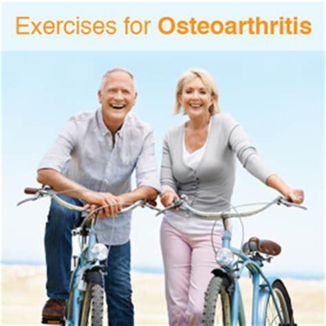 easy exercises  beat osteoarthritis pain
