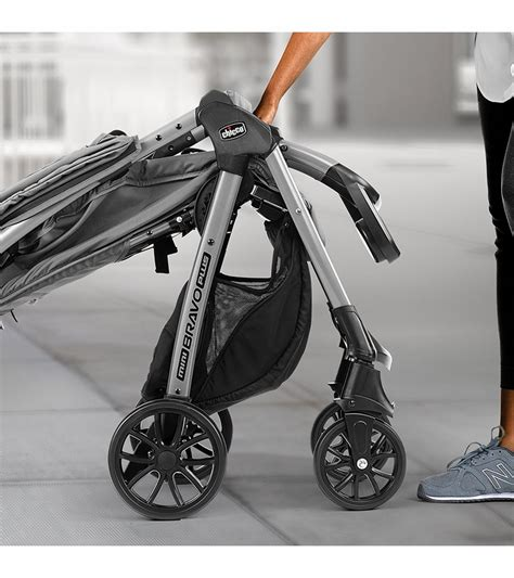 Mini Chicco by Chicco Mini Bravo Plus Stroller Eucalyptus