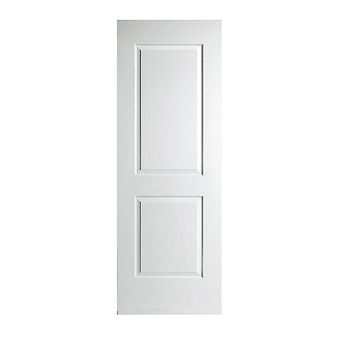 smooth  panel interior door rona