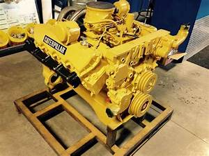 Caterpillar Cat 3208 Diesel Truck Engine Service Repair Manual