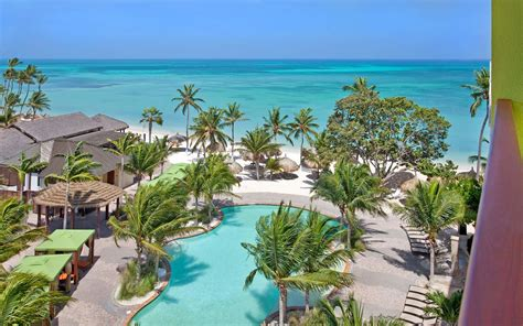 Best Hotel Aruba by Top All Inclusive Aruba Resorts Travel Leisure