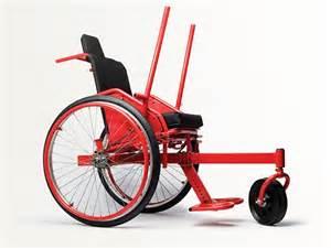 All Terrain Wheel Chair by Amos Winter The Cheap All Terrain Wheelchair Talk Video