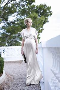 robe de mariee pour future maman inspiration mariage With robe mariée enceinte