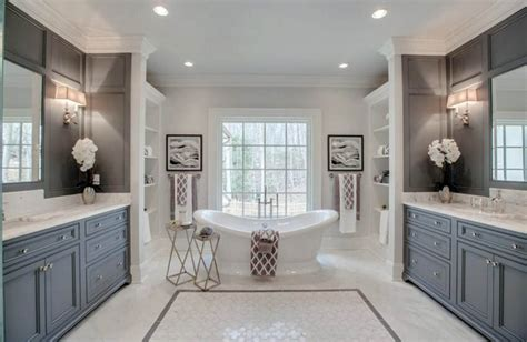 Modern Master Bathroom Colors by Best Bathroom Colors For 2018 Designing Idea