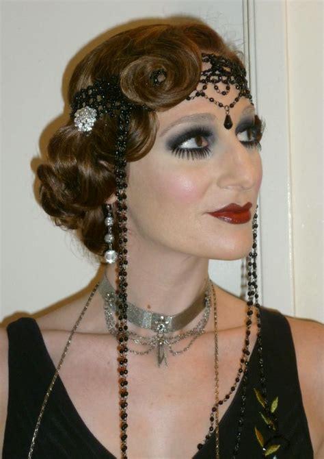 best 25 flapper hairstyles ideas on gatsby