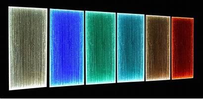 Illuminated Screens Led Backlit Panels Lighting Colour