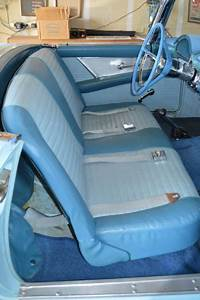 1957 Thunderbird 2 Door Hardtop Convertible V8 312 3 Speed