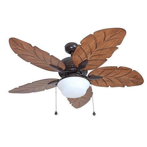 bronze outdoor ceiling fan shop harbor breeze waveport 52 in weathered bronze indoor
