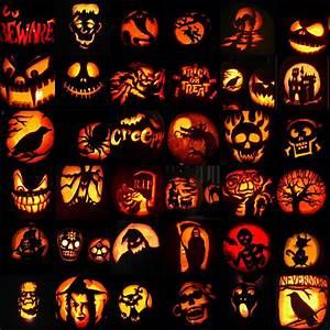 600, Scary, Halloween, Pumpkin, Carving, Face, Ideas, U0026, Designs, 2018, For, Kids, U0026, Adults