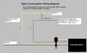 Test Toyota Igniter 22r