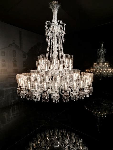 Baccarat Chandelier by Luxury Lighting The Most Prestigious Baccarat Chandeliers