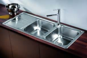 kitchen sink faucet size stainless steel bowl kitchen sink solutions taps and sinks taps and sinks