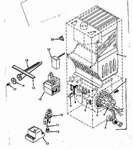 Icp Nugi060kg02 Furnace Parts
