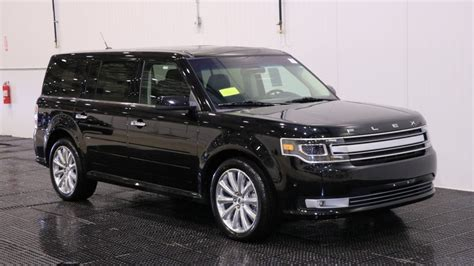 New 2018 Ford Flex Limited Ecoboost In Quincy #f106206