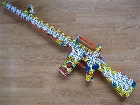 Knex M16 - Instructables
