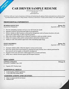 Cover Letter For Nurse Resumes Car Driver Resume Sample Resumecompanion Com Lpn