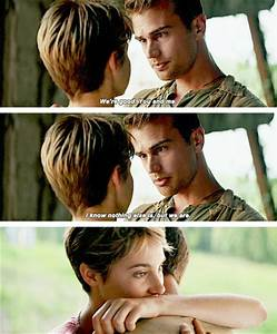 Insurgent: The Movie images Tris and Four wallpaper and ...
