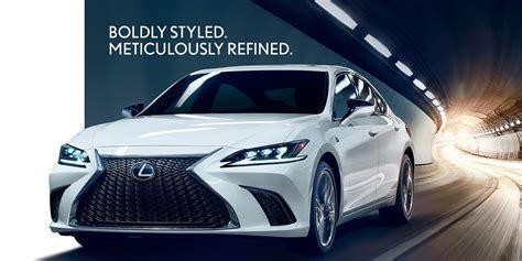 lexus es luxury sedan lexuscom