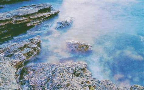 water, Blue, Beach, Nature Wallpapers HD / Desktop and ...