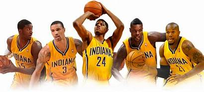 Pacers Nba Indiana Team Gold Finals Play