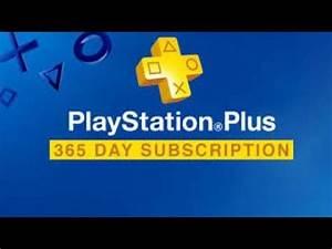 Playstation Plus Gratis Code Ohne Kreditkarte : how to get playstation plus codes for free new ps4 glitch still working youtube ~ Watch28wear.com Haus und Dekorationen